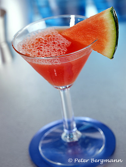 Melon Martini Cocktail